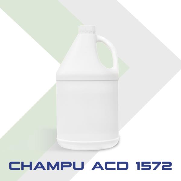 detergente ácido